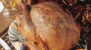 orange and clove rotisserie turkey weber