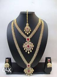 bridal sets for rent artificial jewellery set clasf