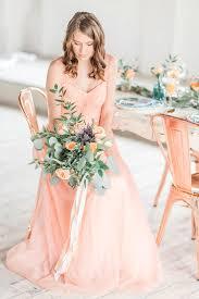 peach dresses for weddings 6005