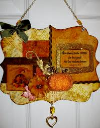 thanksgiving wall decorations a creative life all of my mod podge projects