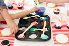 teen event cupcake decorating cape vincent community library