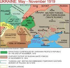 Battle Of Kursk Map Ukr 1919 20 Jpg
