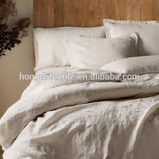 Linen Bedding Sets Washed Linen Bedding Set And Bed Sheets Buy Bed Sheet