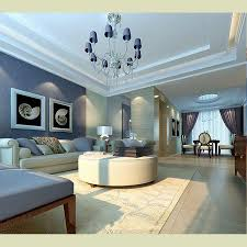 fabulous blue paint colors for living rooms with white sofa round
