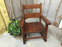 Small Rocking Chairs For Nursery Small Rocking Chair Mission Oak Furniture Rocking Chair For