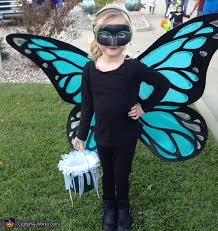 butterfly costume winged butterfly costume