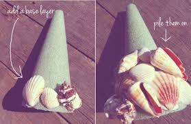 ballard designs inspired seashell topiary tree
