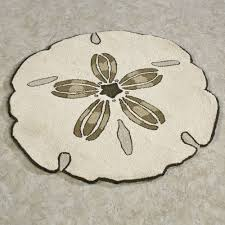 Cream Round Rug by Accent Rugs Touch Of Class