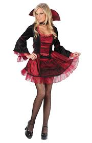 How To Look Like A Vampire For Halloween by Women U0027s Sassy Victorian Vampiress Costume Costumes