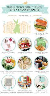 storybook themed baby shower 10 creative children s book themed baby shower ideas free