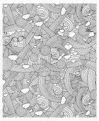 18 anti stress coloring pages images coloring