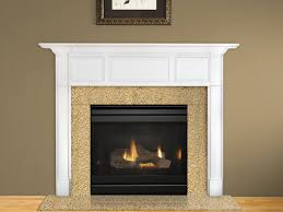 direct vent gas fireplace with mantel best gas fireplace with