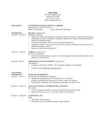 undergraduate resume examples resumes sample 2013 template resumes sample 2013