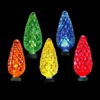 multi led christmas lights