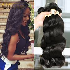 body wave vs loose wave hair extension 4 bundles queen hair products brazilian body wave unprocessed 7a