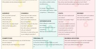 one page business plan template word free 1 page business plan