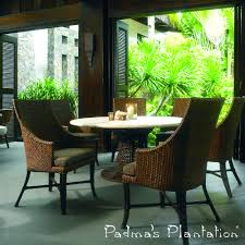 outdoor dining room furniture palm beach outdoor dining chair padma u0027s plantation