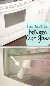 clean oven glass door 55 must read cleaning tips and tricks with pictures oven