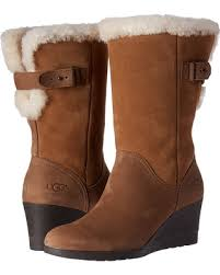 ugg womens boots waterproof don t miss this bargain ugg edelina waterproof chestnut
