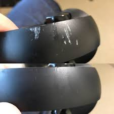 How To Get Scuff Marks Off Walls by Scuff Marks On Your Touch Controllers Just Use A Pencil Eraser