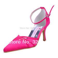 pink high heels ep41018 pointy toe spike heel fashion pumps