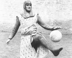 cleese monty python and the holy grail behind scenes