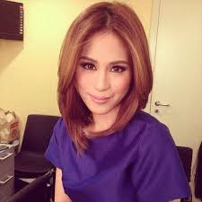 philipines haircut style stylish and sleek toni gonzaga haircut cute hairstyles 2017