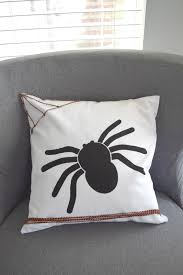 halloween pillows october create and share spider pillow with cutting edge stencil