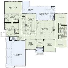 One Level Living Floor Plans One Level House Plans With No Basement Basements Ideas