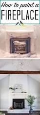 how to remove crayon from painted walls painting a fireplace the heathered nest