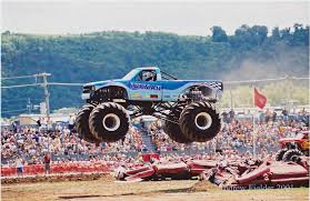 blue thunder monster truck videos iceman monster trucks wiki fandom powered by wikia