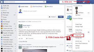 tutorial cara membuat iklan di facebook tutorial cara buat like marketing untuk fanpage anda sifufbads