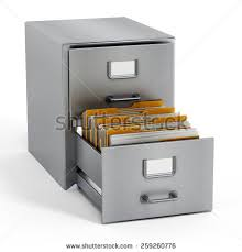 File Cabinet With Drawers Filing Cabinet Stock Images Royalty Free Images U0026 Vectors