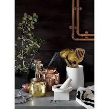 kitchen utensil canister best 25 gold kitchen utensils ideas on teal occasion