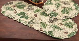 54 inch table runner forest trails 54 inch table runner