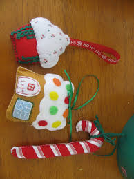 best picture of handmade felt christmas ornaments all can