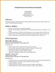 federal resume builder federal resume format usajobs federal resume exle