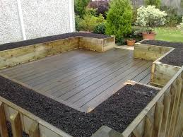 Unusual Decking Ideas by Patio Ideas Garden Patio Decking Ideas Small Patio Decking Ideas