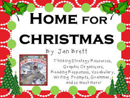 home for by jan brett a complete literature study tpt
