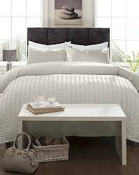reversible seersucker duvet cover set home beauty u0026 gift shop