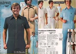 sears jumpsuit sears catalog speed suits venture bros