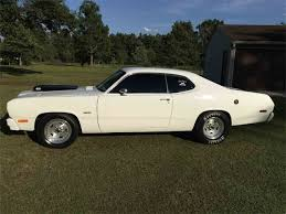 rare muscle cars classic plymouth duster for sale on classiccars com