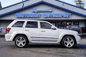 2007 jeep grand cherokee srt8 4x4 northwest motorsport