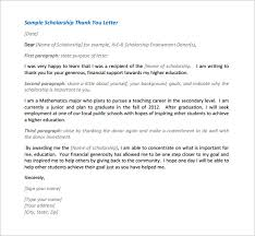 awesome collection of how to write a scholarship letter template