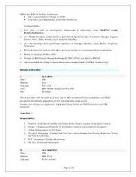 student video resume script cv examples pharmacy residency