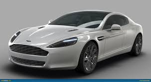 aston martin rapide shows its ausmotive com aston martin rapide u2013 official renderings