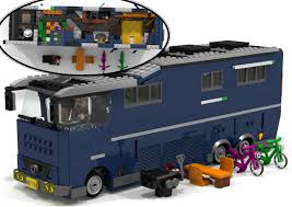 Volkner by Lego Ideas Mobile Home