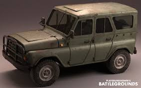 uaz jeep playerunknown u0027s battlegrounds