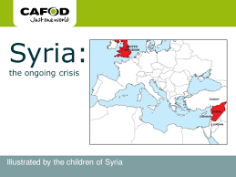syria crisis update by cafod teaching resources tes