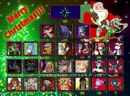 Meme Calendar 2016 - christmas advent calendar meme moheart7 s by moheart7 on deviantart
